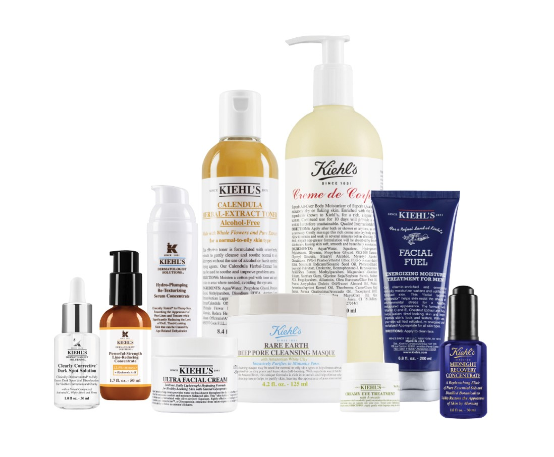 Thumbnail for Kiehl's Recycle and Be Rewarded Program