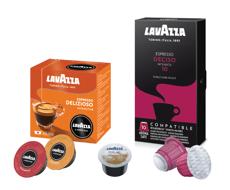 Thumbnail for Lavazza Capsules Recycling Program