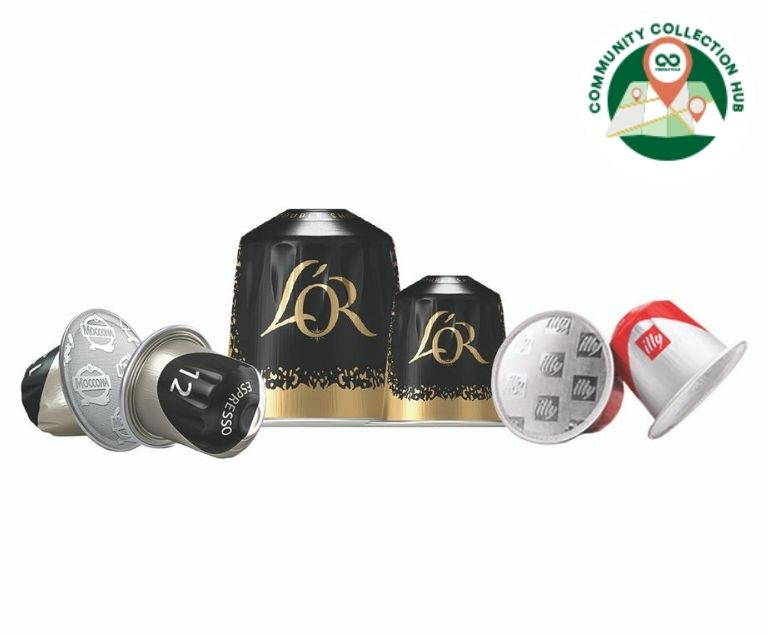 Thumbnail for L'OR, Moccona & illy Capsules Recycling Program - Community Collection Hubs