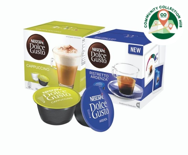Thumbnail for NESCAFÉ®  Dolce Gusto® Capsule Recycling Program - Community Collection Hubs