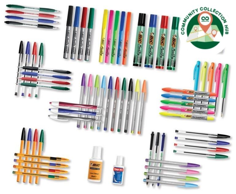 Thumbnail for Writing Instruments Recycling Program - Community Collection Hubs