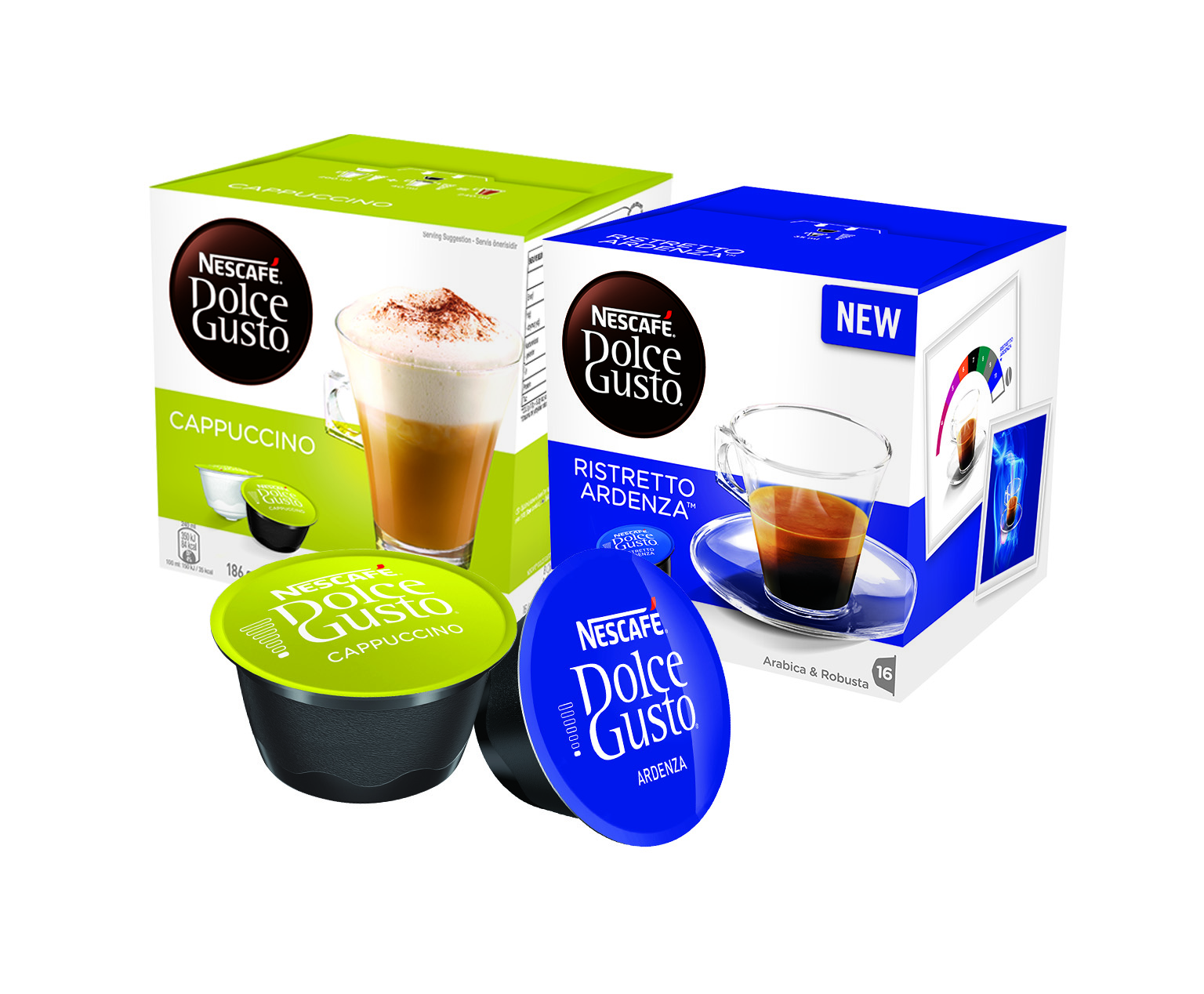 Thumbnail for NESCAFÉ®  Dolce Gusto® Capsule Recycling Program