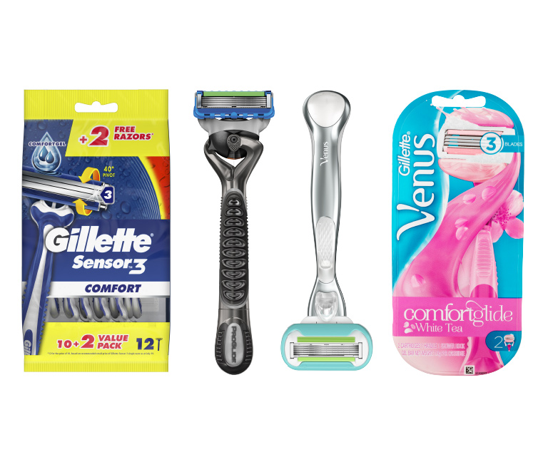 Thumbnail for Gillette Razor Recycling Program