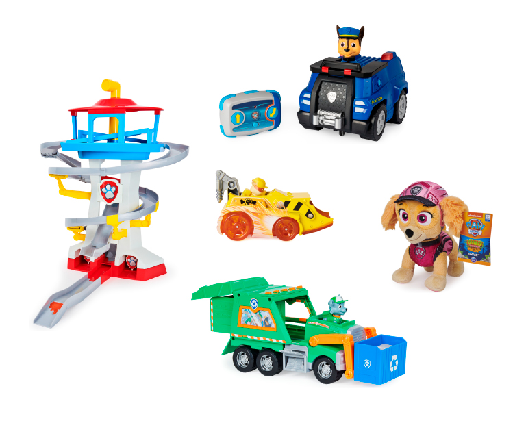 Thumbnail for PAW Patrol Toy Recycling Program - Private Collectors