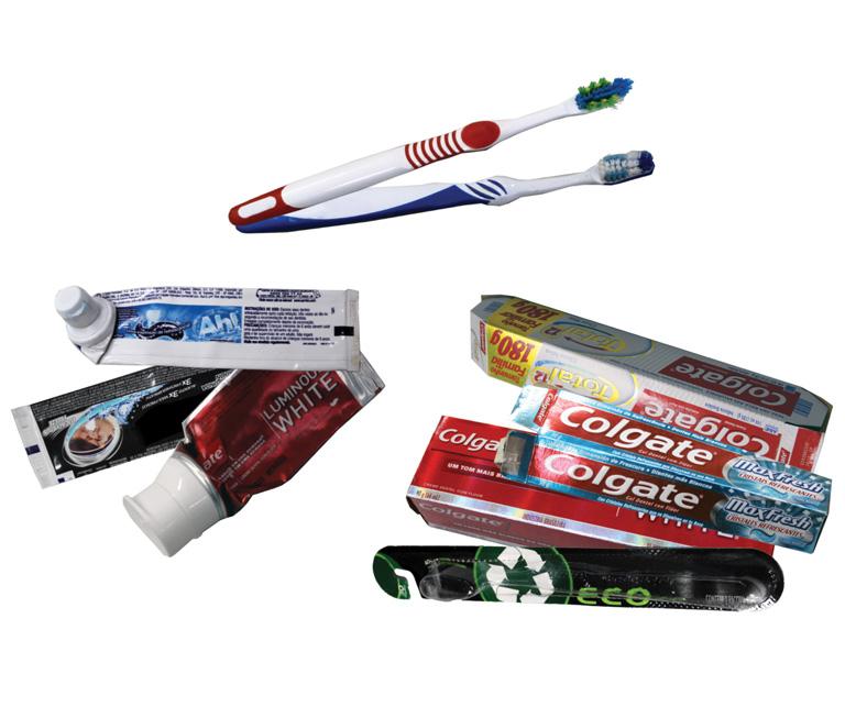 Thumbnail for Programa Nacional de Reciclagem Saúde Bucal Colgate®