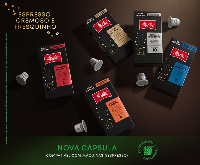 Thumbnail for Programa Nacional de Reciclagem de Cápsulas de Café Melitta®