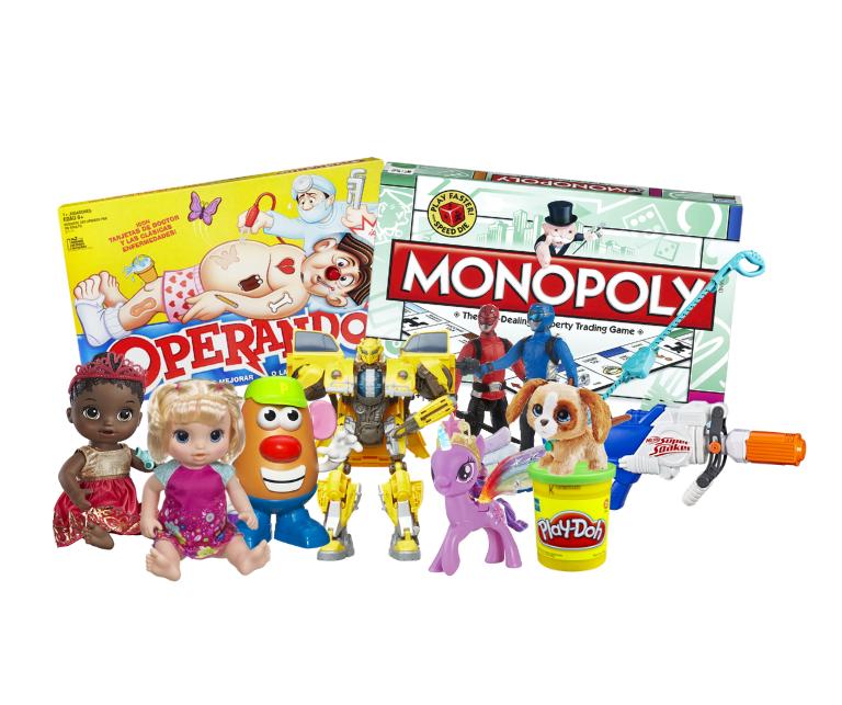 Thumbnail for Programa Nacional de Reciclagem de Brinquedos Hasbro®