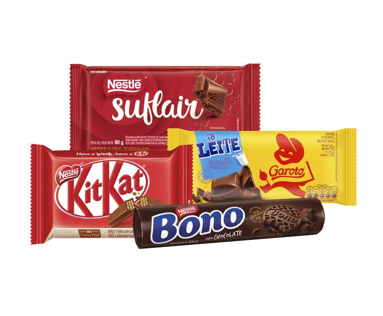 Thumbnail for Programa de Reciclagem Nestlé Chocolates e Biscoitos