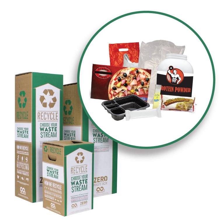 Thumbnail for Emballages en plastique