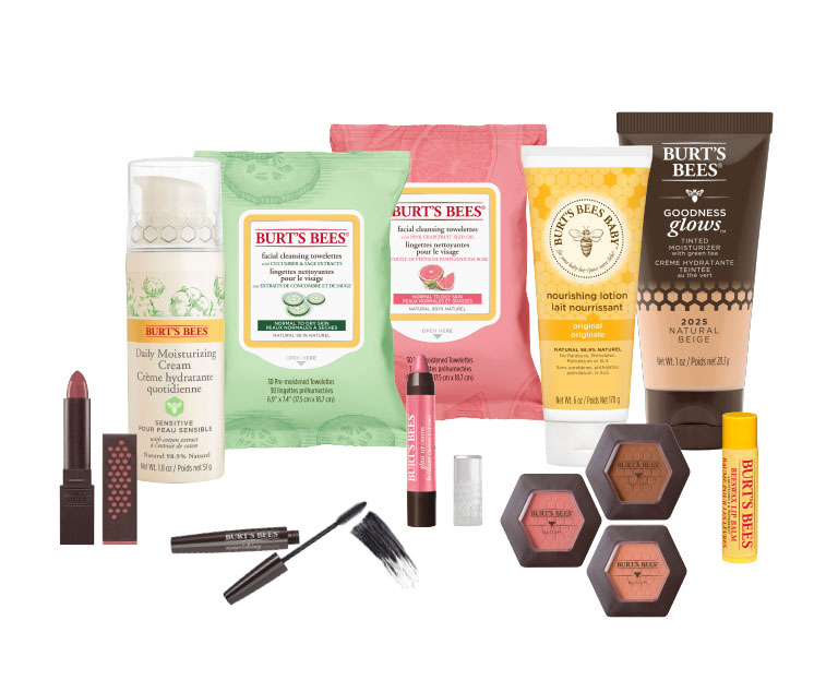 Thumbnail for Burt's Bees® Recycle On Us
