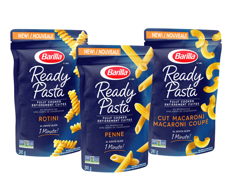 Thumbnail for Programme de recyclage Barilla® Ready Pasta