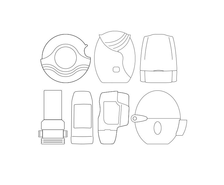 Thumbnail for Programme de recyclage des inhalateurs