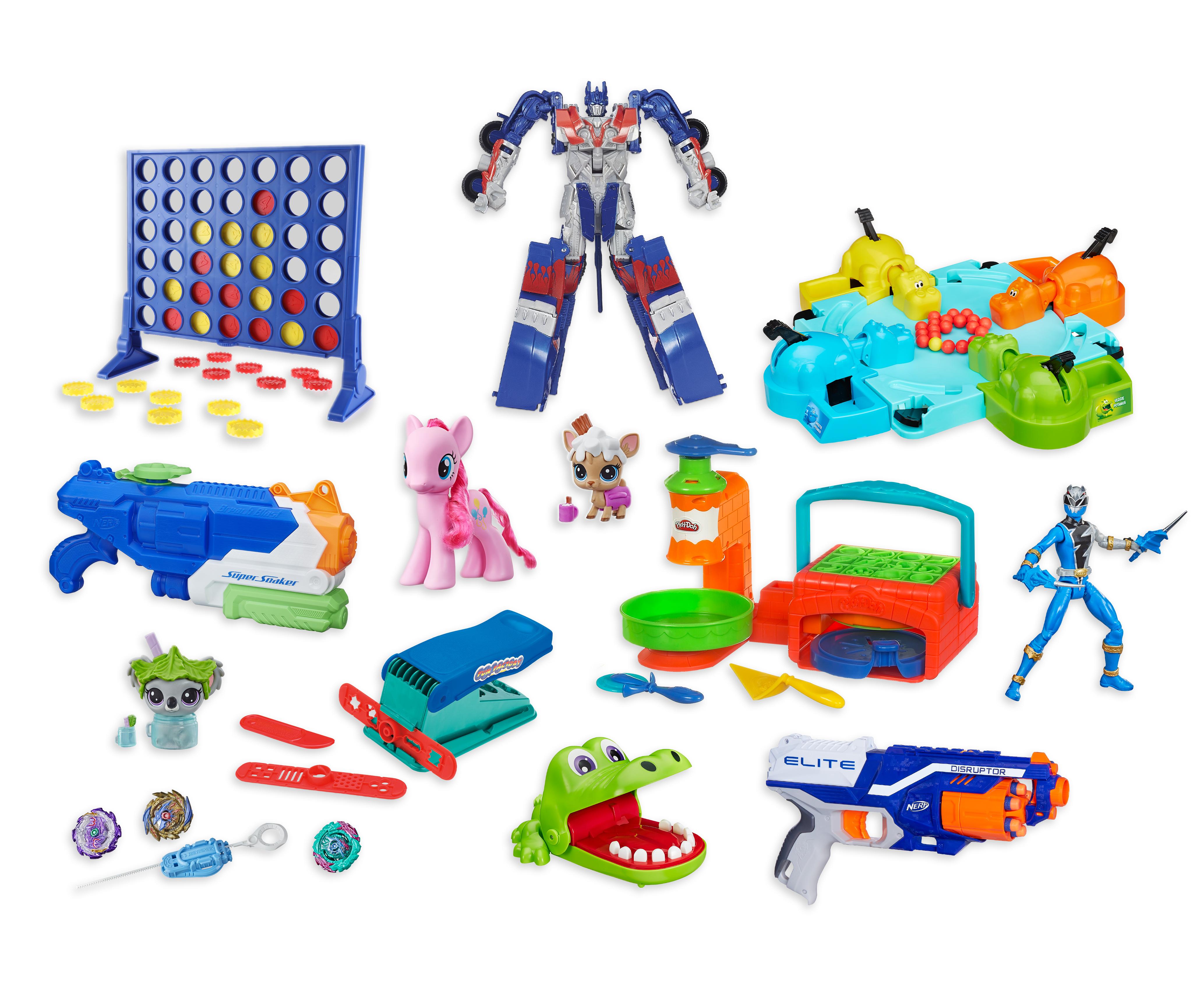 Thumbnail for Hasbro Spielzeug Recyclingprogramm