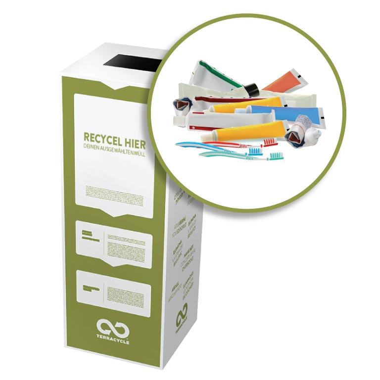 Thumbnail for Zahnpflegeprodukte und Verpackungen