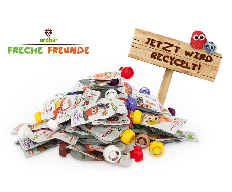 Thumbnail for Quetschie-Recyclingprogramm