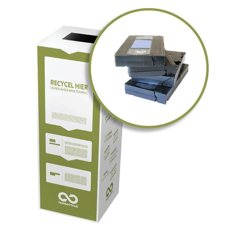 Thumbnail for Videokassetten (VHS)