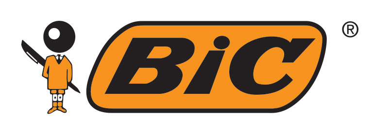 Writing instruments bic logo 2