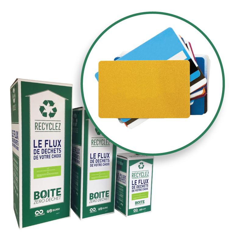 Thumbnail for - Cartes en plastique