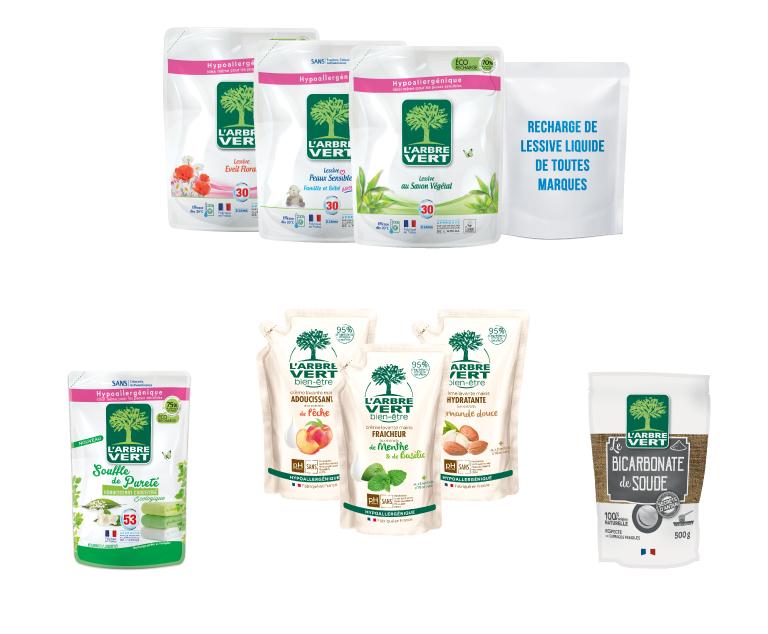 Thumbnail for Programme de recyclage L'ARBRE VERT®