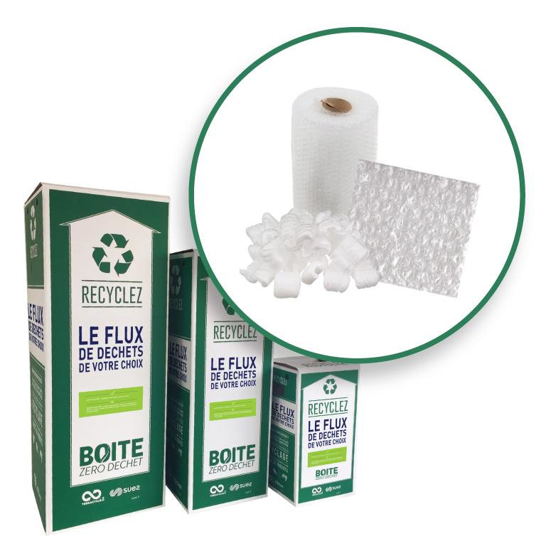 Thumbnail for - Emballages et matériel d'expédition de colis