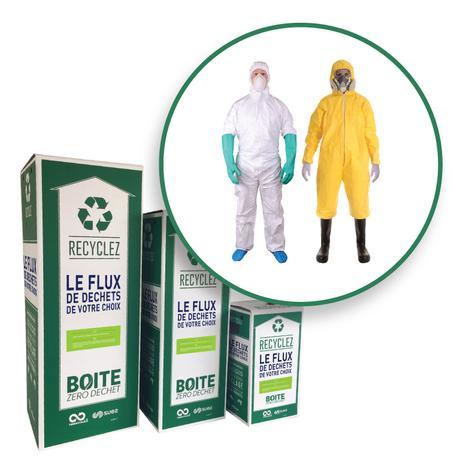 Thumbnail for - Vêtements de protection jetables