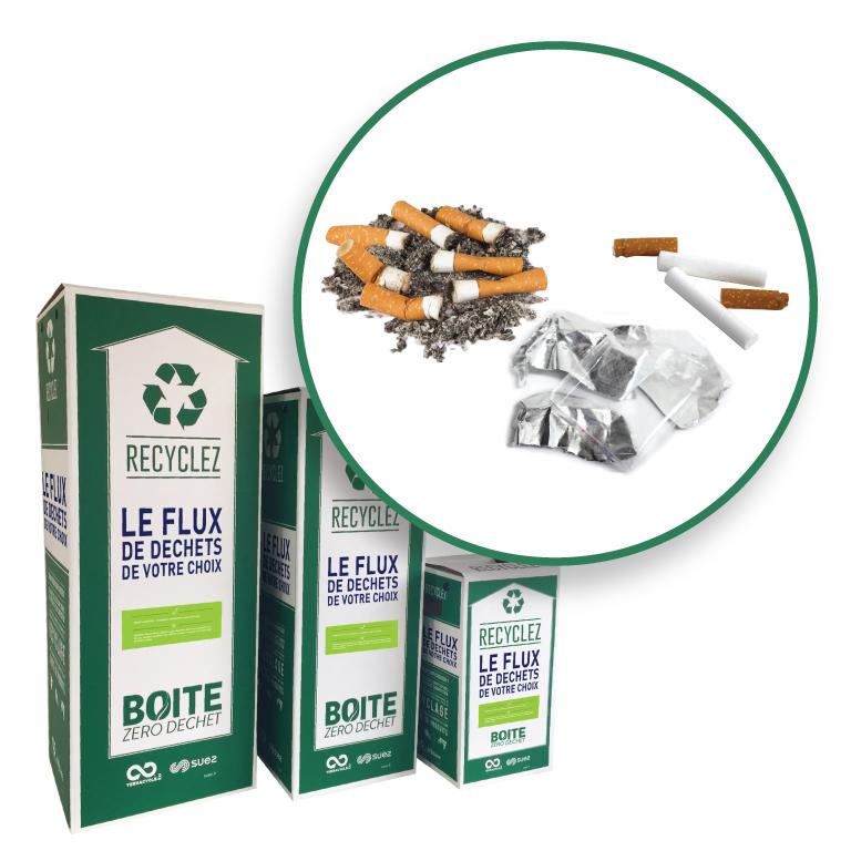 Thumbnail for - Mégots de Cigarette