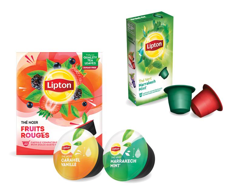 Thumbnail for Programme de recyclage des capsules Lipton®