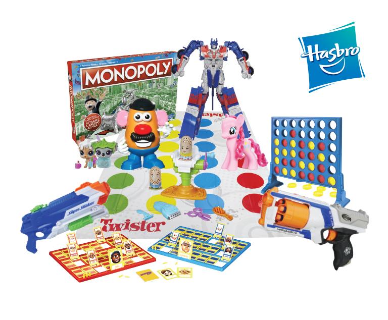 Thumbnail for Programme de recyclage des jouets Hasbro