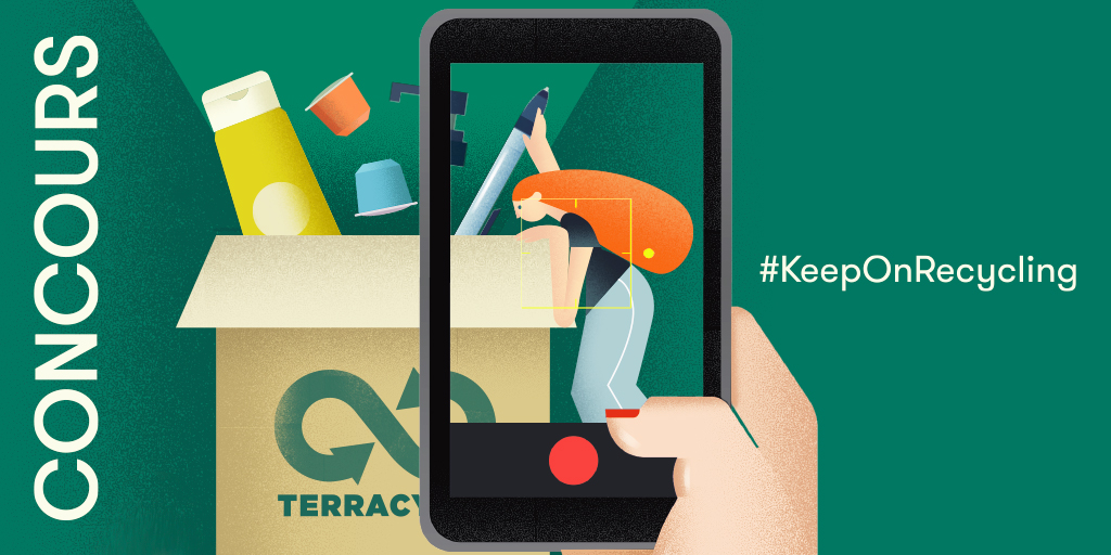 Thumbnail for #KeepOnRecycling Concours Mondial