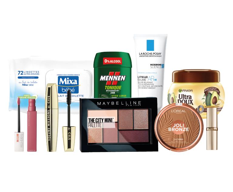 Thumbnail for Programme de recyclage des emballages cosmétiques
