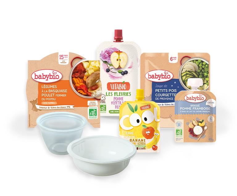 Thumbnail for Programme de recyclage des emballages Babybio et Vitabio