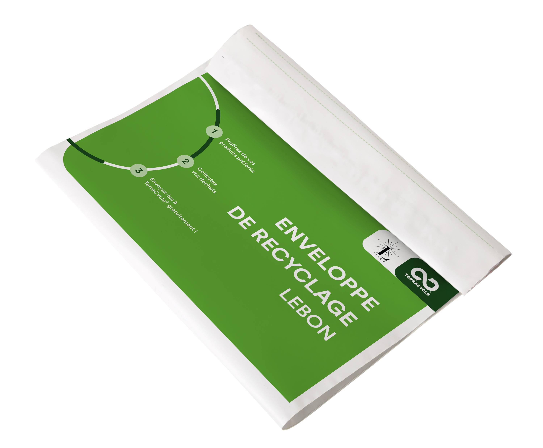 Thumbnail for Enveloppe de recyclage LEBON