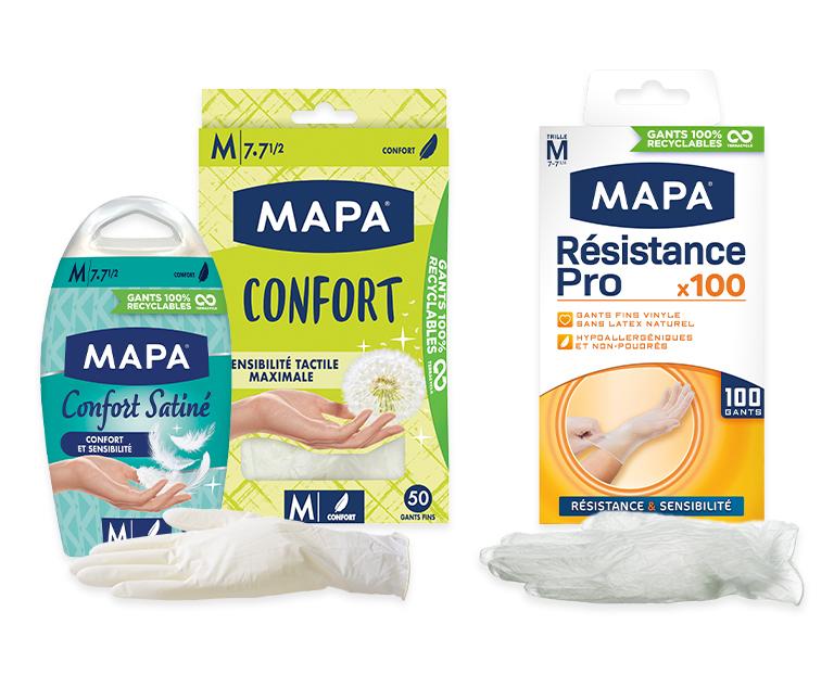 Thumbnail for Programme de recyclage des gants fins ménagers MAPA®