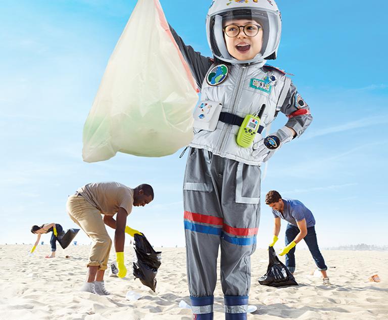 """Thumbnail for """"Notre Planète, Notre Maison"""" : Collectons 50 tonnes de déchets"""