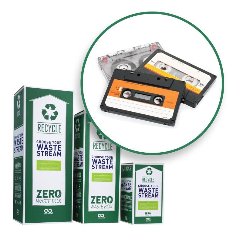Thumbnail for Cassette Tapes
