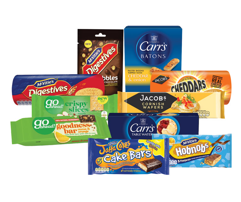 Thumbnail for The pladis Biscuits and Snacks Recycling Programme