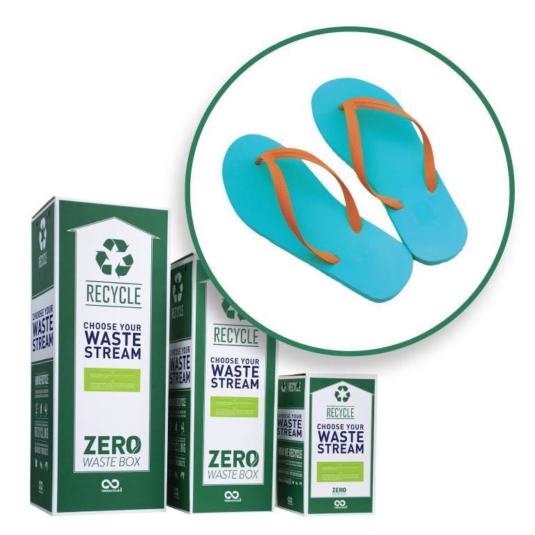 b0d5bff99b34 Flip Flops Zero Waste Box · TerraCycle