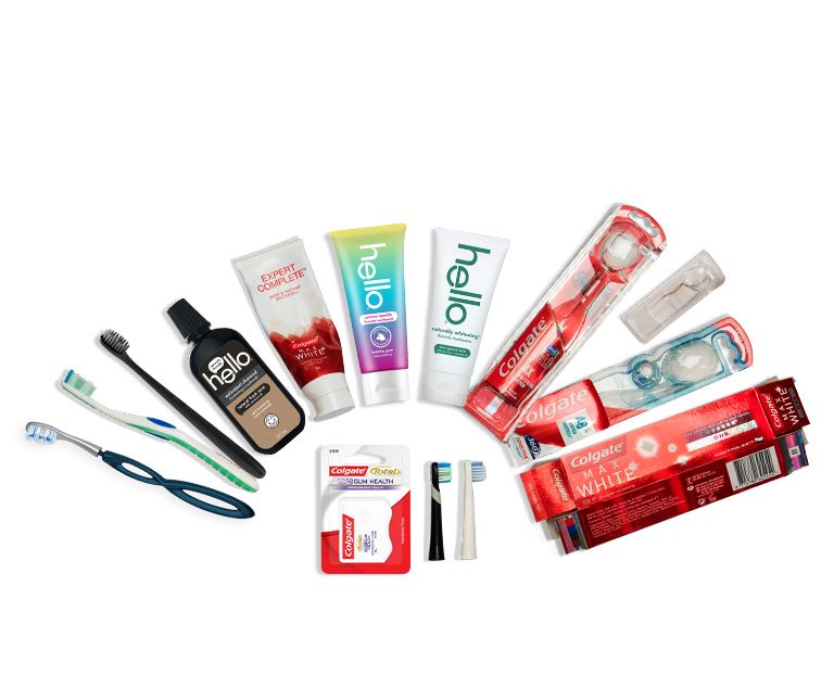 Thumbnail for The Colgate® and hello® Oral Care Recycling Programme