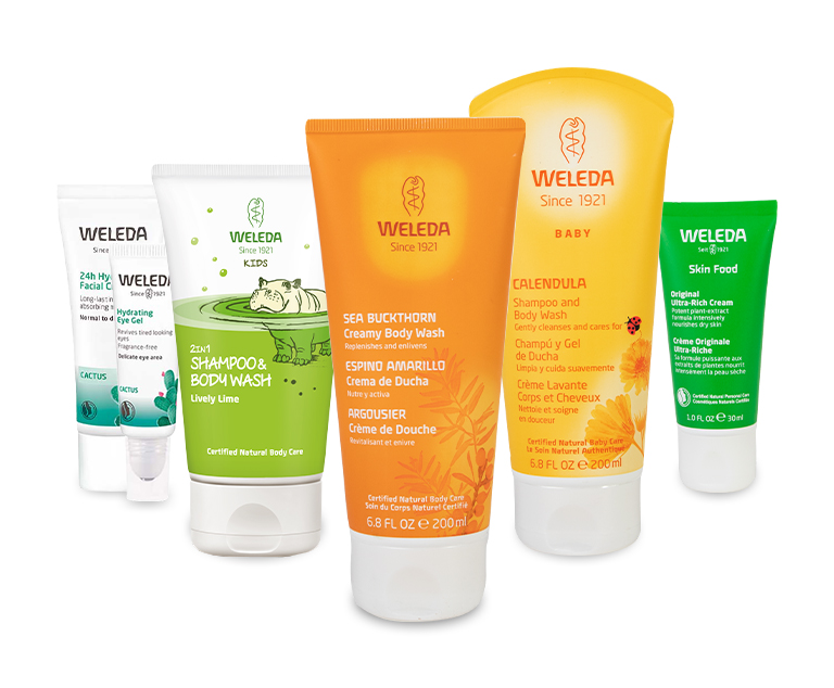 Thumbnail for The Weleda® Plastic Recycling Programme