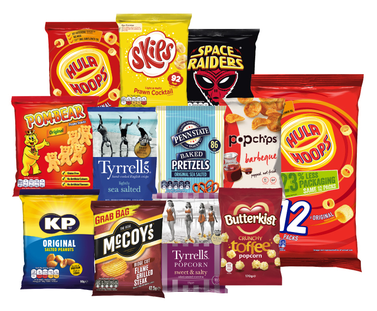Thumbnail for The KP Snacks® Nuts, Popcorn, Crisps and Pretzels Packet Recycling Programme