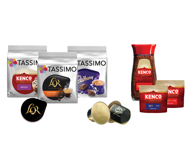 Thumbnail for The Tassimo® & L'OR® Recycling Programme