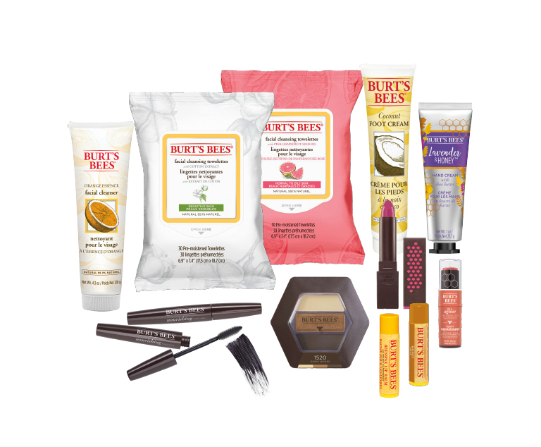 Thumbnail for The Burt's Bees® Personal Care Recycling Programme