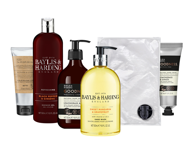 Thumbnail for The Baylis & Harding Recycling Programme