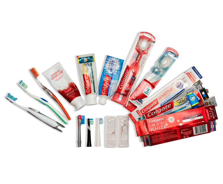Thumbnail for The Colgate® Oral Care Recycling Programme