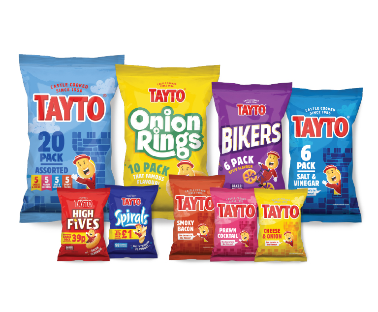 Thumbnail for The Tayto® Recycling Programme