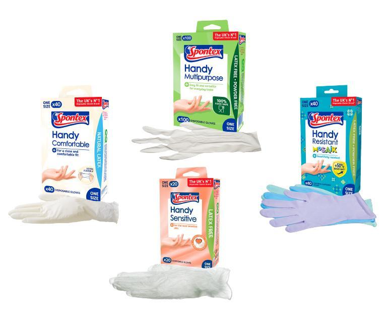 Thumbnail for The Spontex®  Disposable Gloves Recycling Scheme