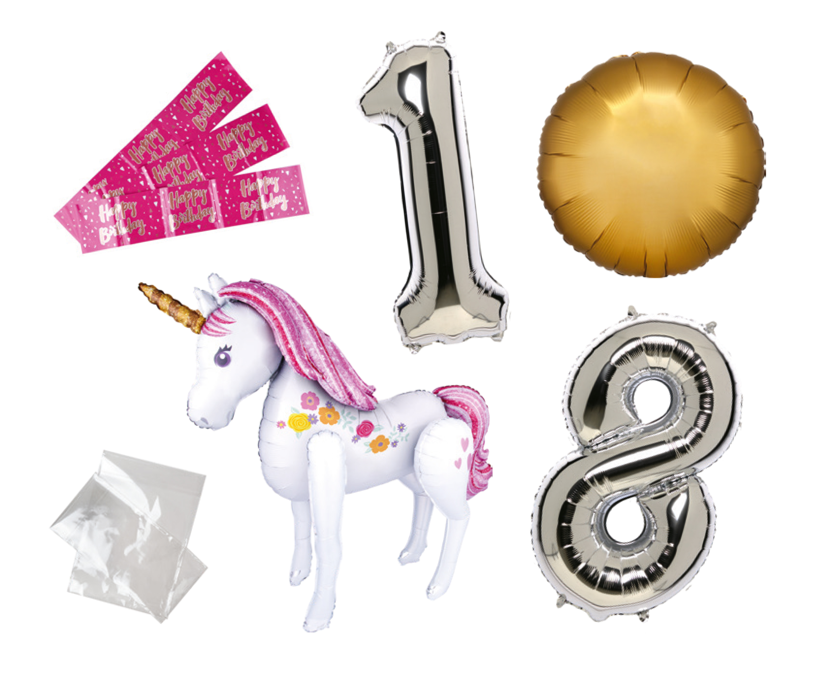 Thumbnail for The Foil Balloons Recycling Programme