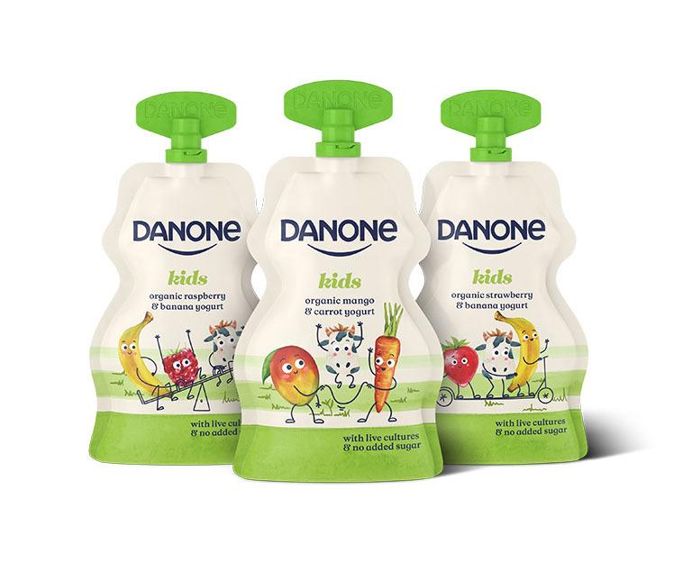 Thumbnail for The Danone Yogurt Pouch Recycling Programme