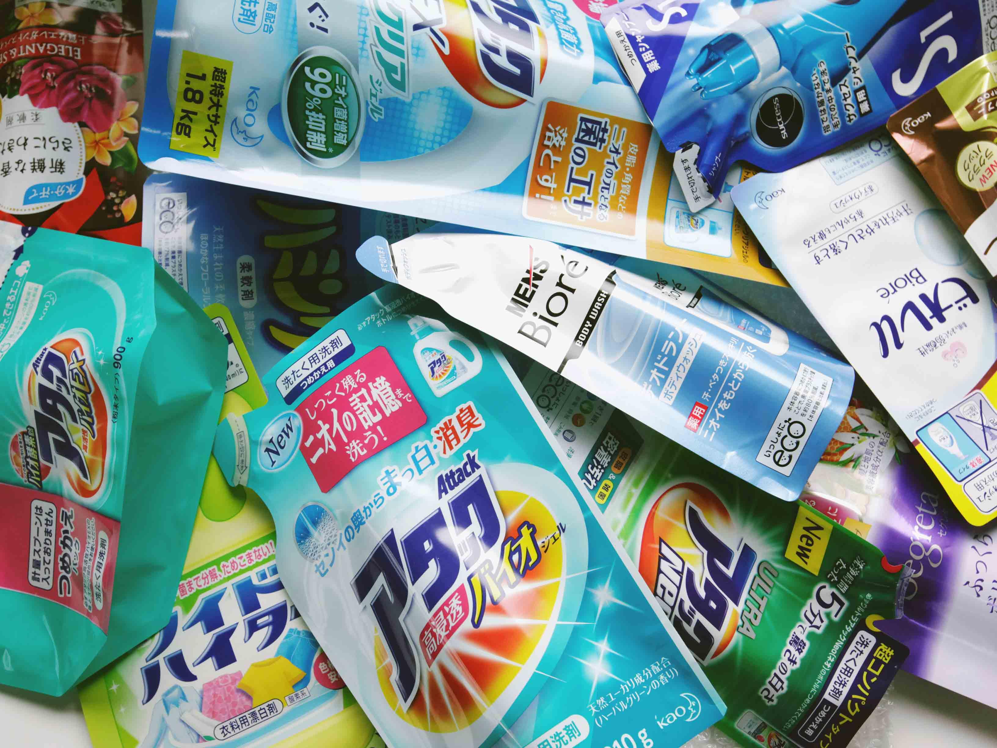 Thumbnail for 清潔製品つめかえパックリサイクル
