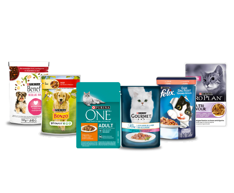 Thumbnail for Het Purina® Dierenvoeding Recycling Programma